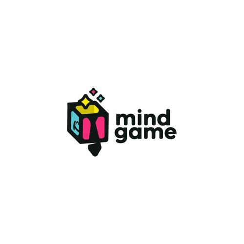 It's a game logo