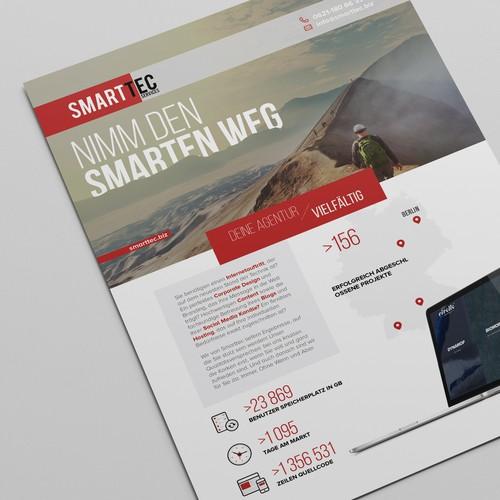 Smartec General Flyer
