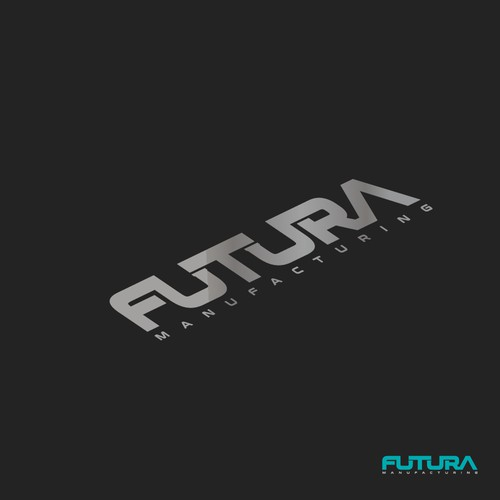 Logo Concept For  Futura Manufacturing
