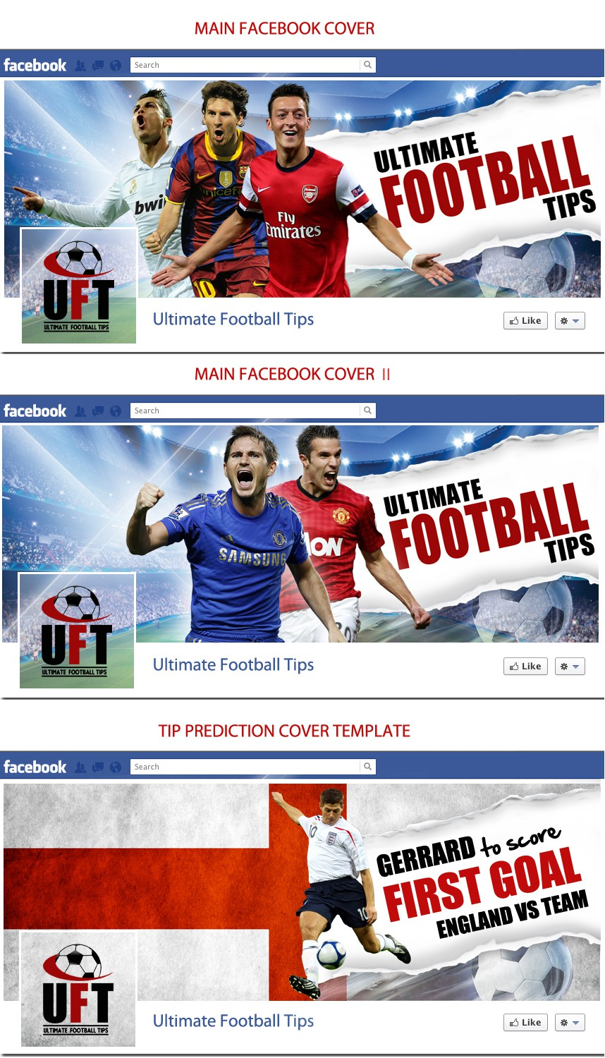 Create a pro logo design for a Football (Soccer) Betting page