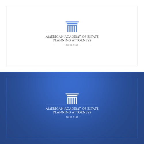 Logo for American academy of estate planning attorneys