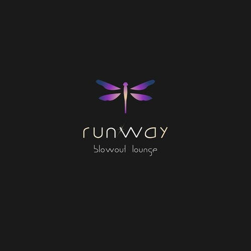 Blowdry Lounge Logo