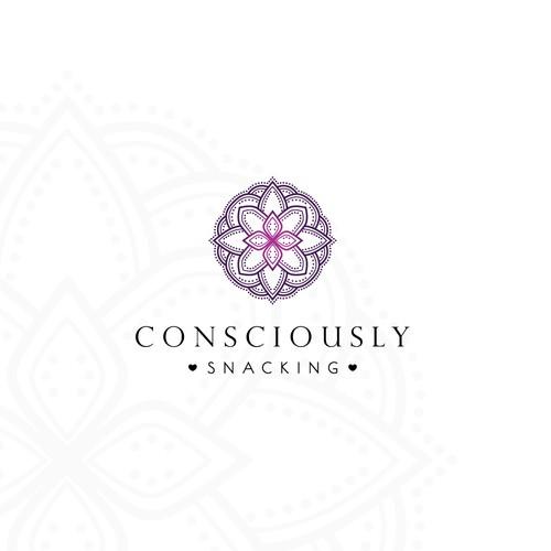Health Conscious Snack Food Comapny Needs An Elegant & Organic Logo