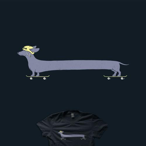 Long Skater