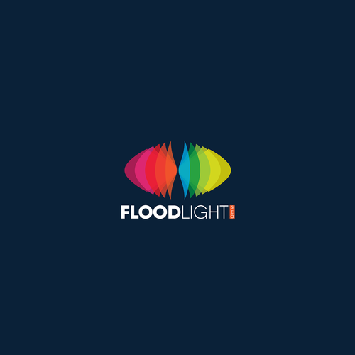 Logo for floodlight seo