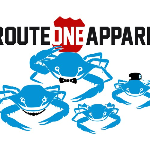 **GUARANTEED** Crab Sticker Family for Car!