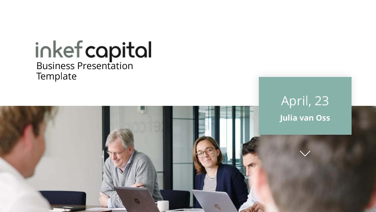 INKEF Capital template