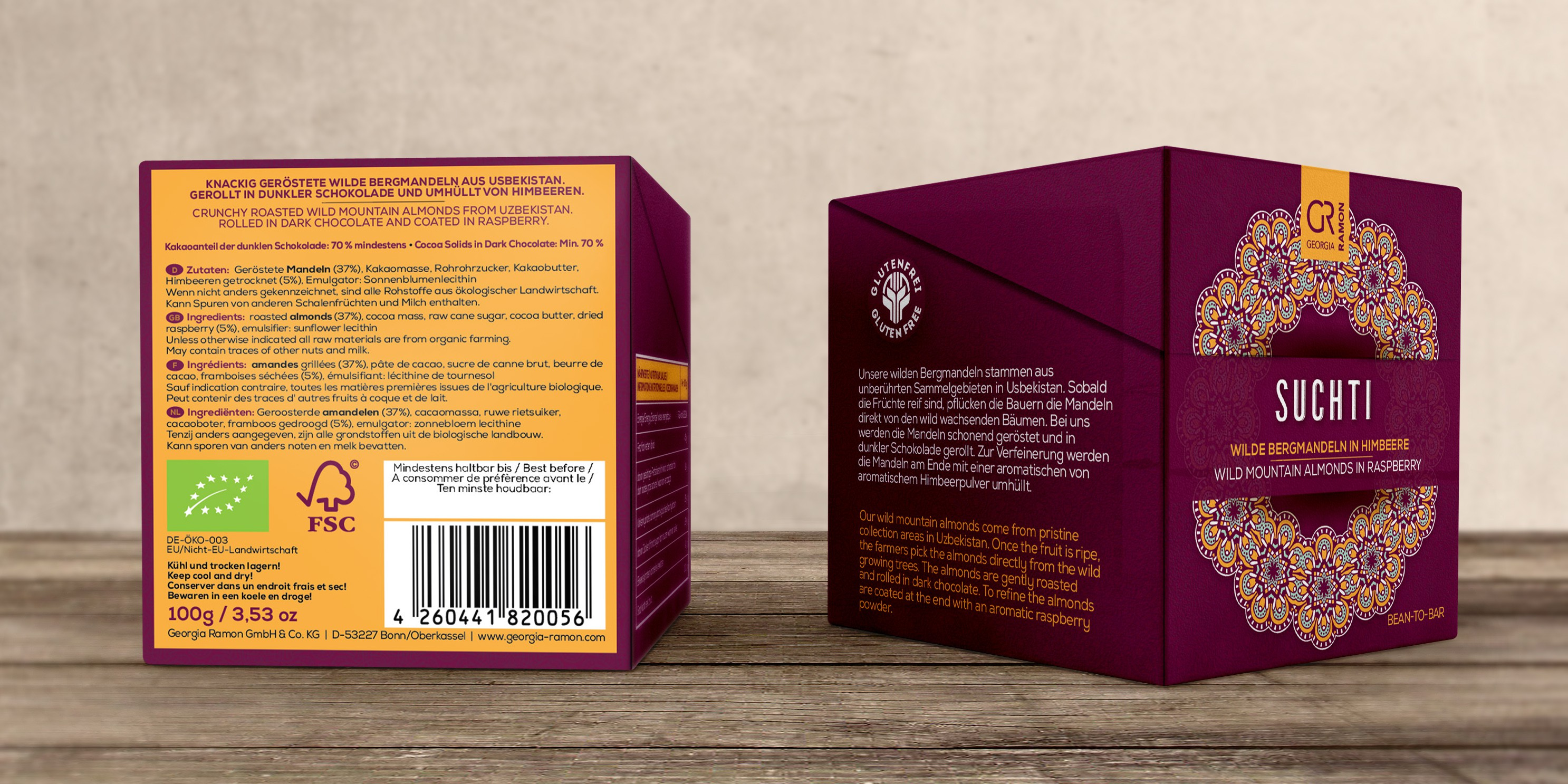 5 Suchti-labels
