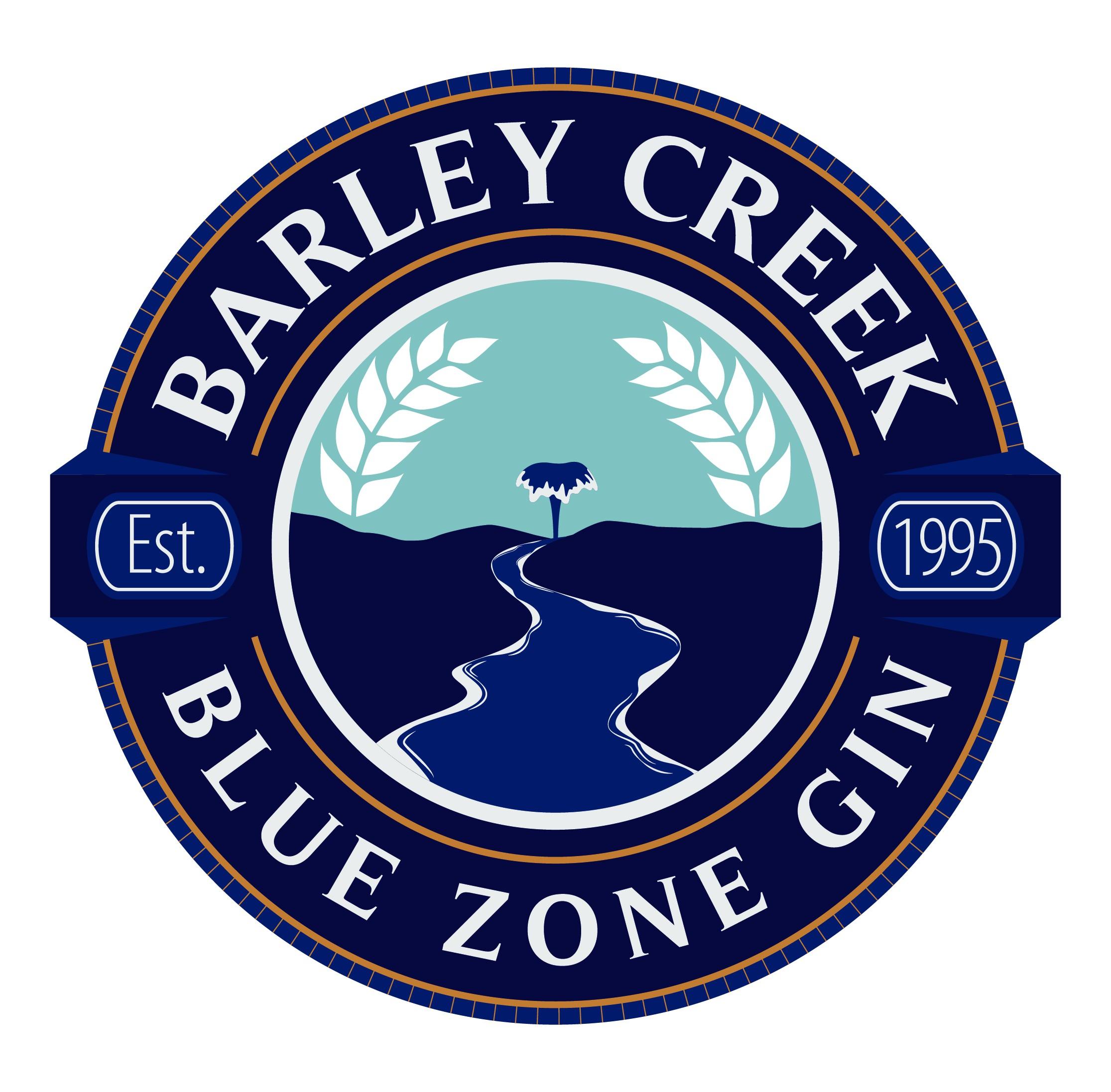 Barley Creek Blue Zone Gin