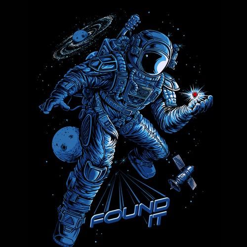 astro guitarist
