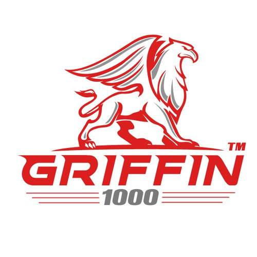 Logo Concept for GRIFFIN 1000 .