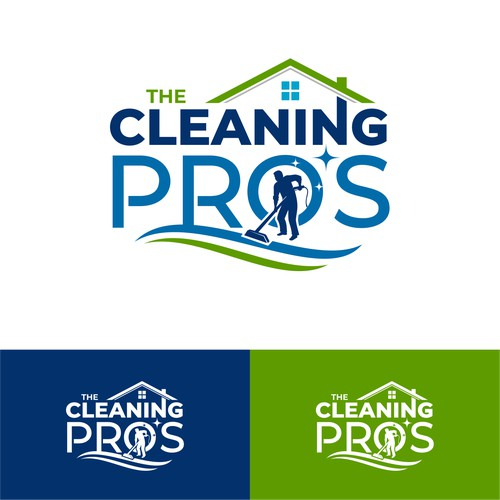 House & Carpet cleaning logo