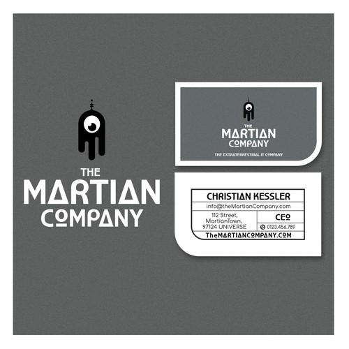 The Martian Company