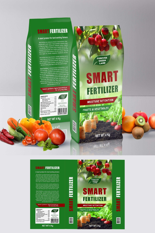 A smart fertilizer that will help save water