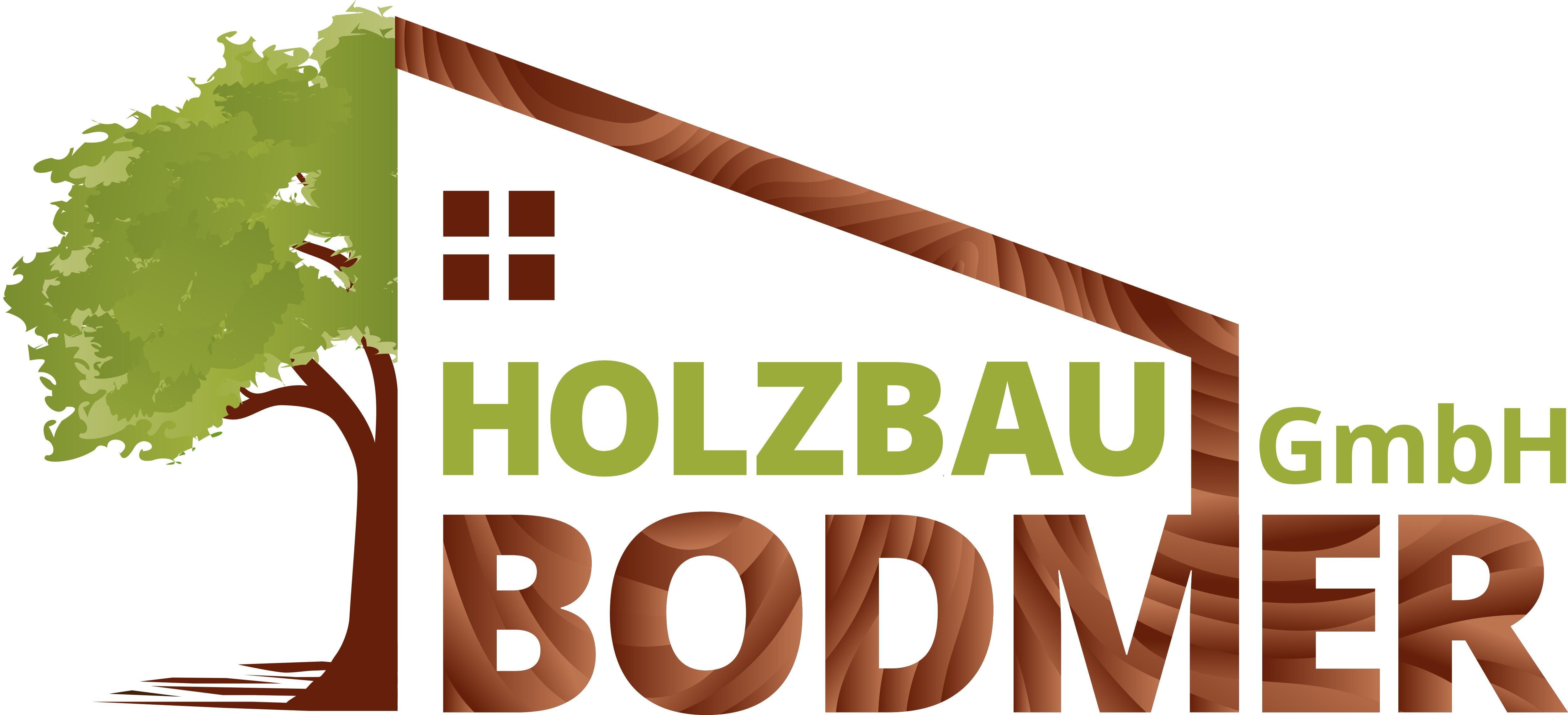 Erstelle für eine junge Holzbaufirma ein ansprechendes Logo