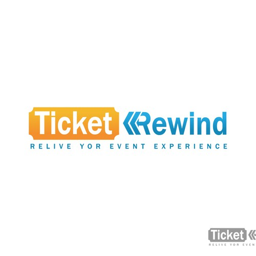 New logo wanted for Ticket Rewind