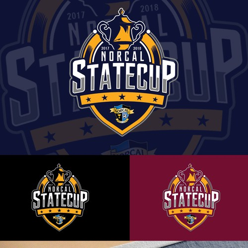 Norcal State Cup Logo