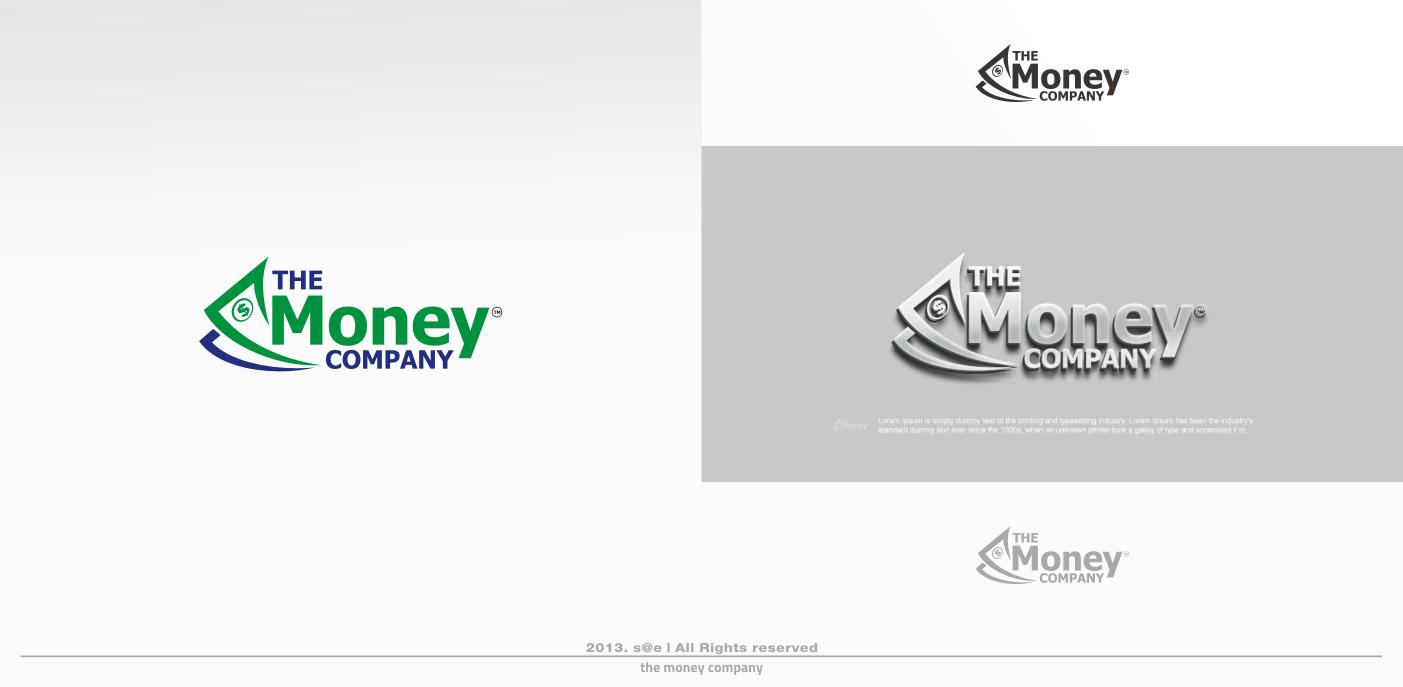 The Money Company needs a new logo
