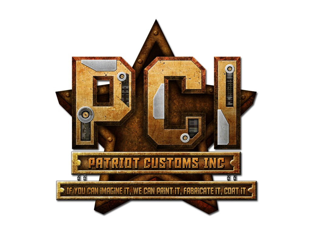 Help Patriot Customs, Inc. with a new logo