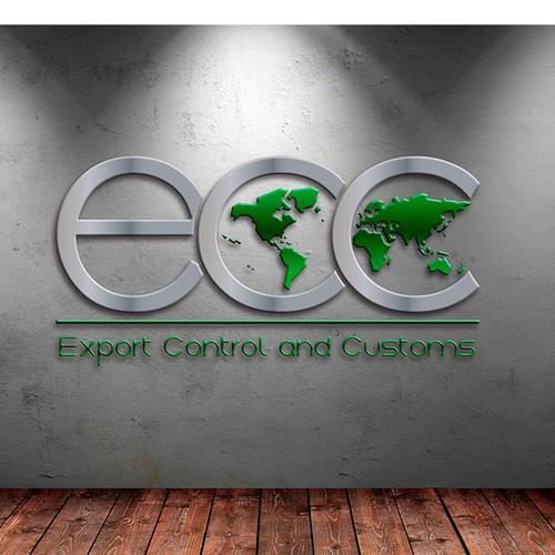 Design the logo for Export Control and Customs (Siemens)!