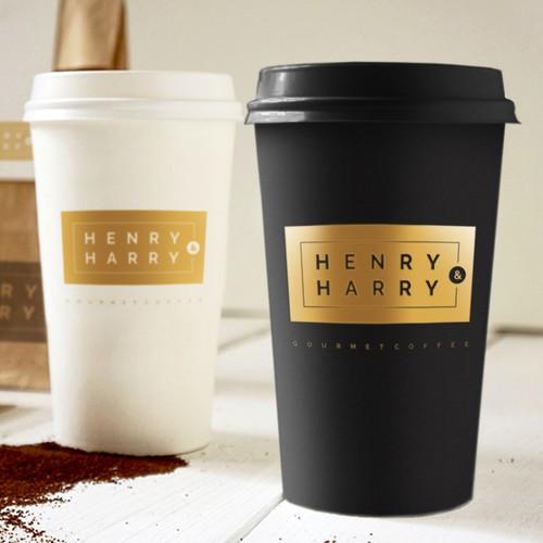 HENRY & HARRY gourmet coffee