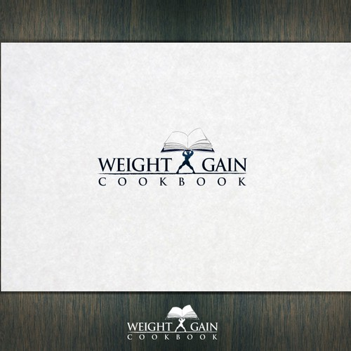 Logo Design for Weight Gain