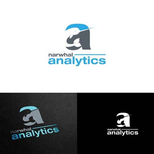 logo for Narwhal Analytics