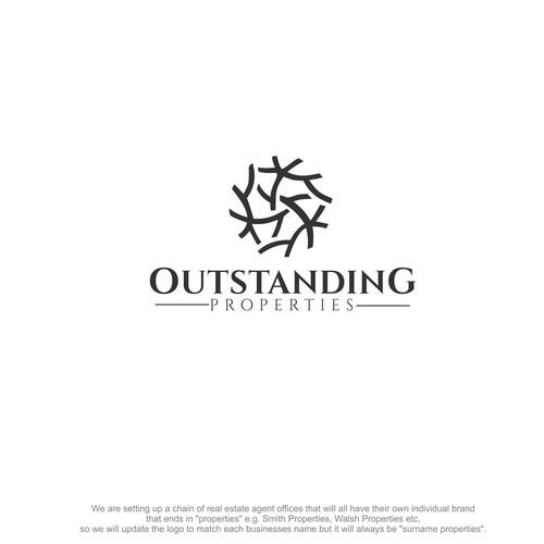 Logo Elegant for Real Estate & Mortgage