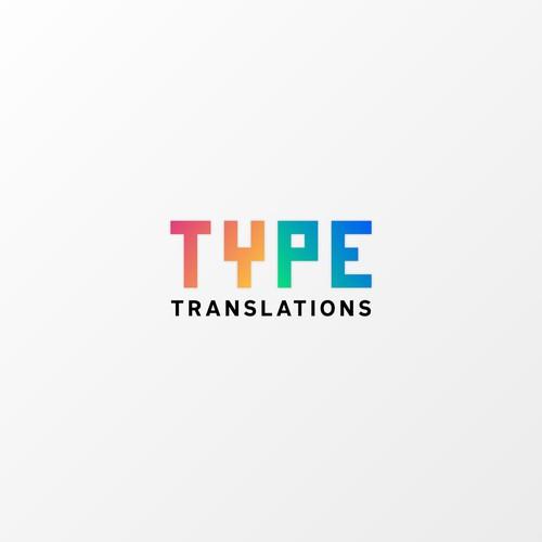 Runner Up | Logo Concept Type Translations