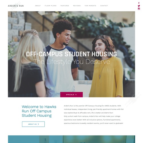 Apartment Leasing Web