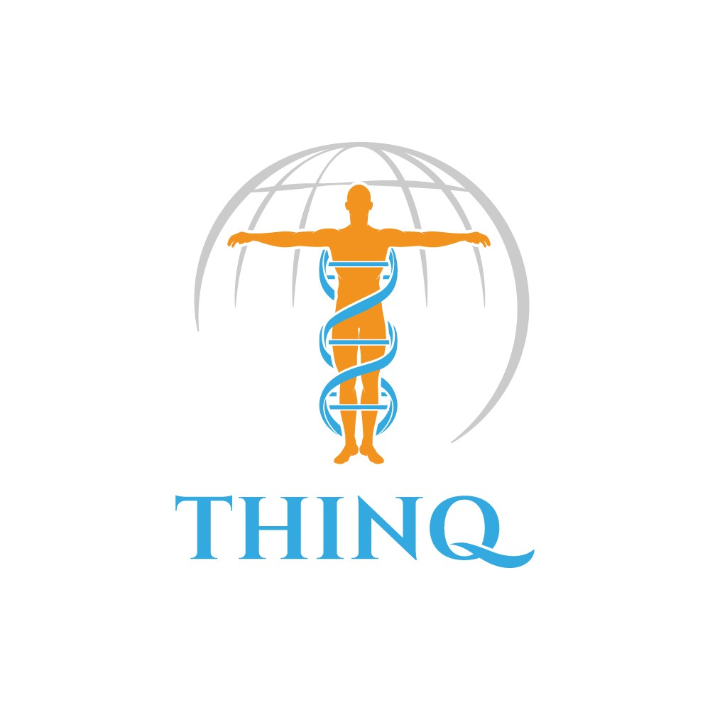 New logo needed after 15 years! To communicate Technology Health Innovation Novelty and Quest