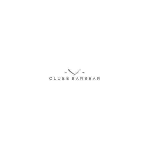 Logo for subscription service for men