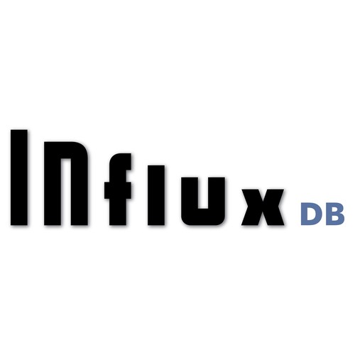 Design a logo for the open source project InfluxDB