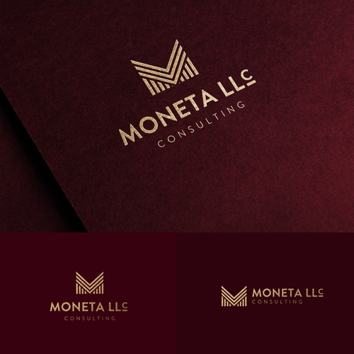 Logo Design for an Real Estate consulting firm.