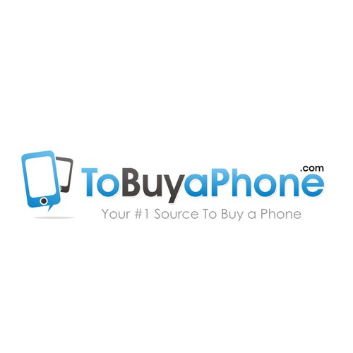 Create the next logo for ToBuyaPhone.com