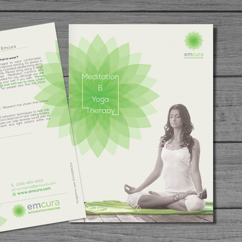 emcure brochure for yoga