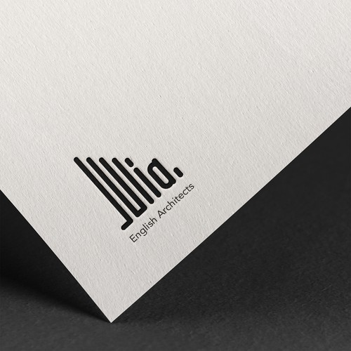 Bold Logo Concept for Julia Architects