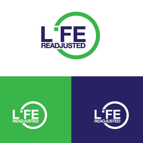 Life Readjusted Logo
