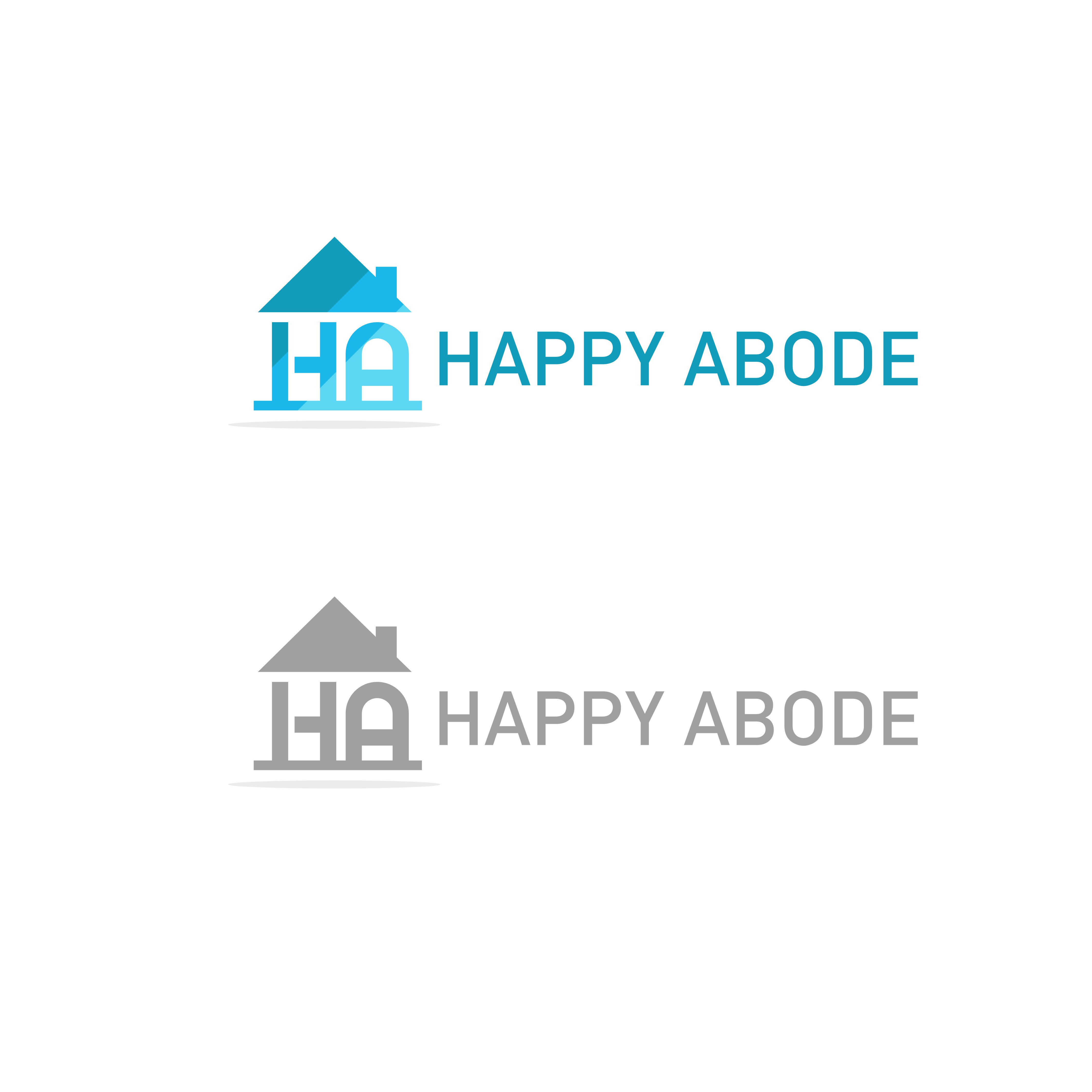 HA logo design