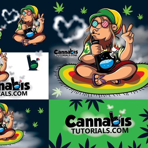 cannabis tutorial web page