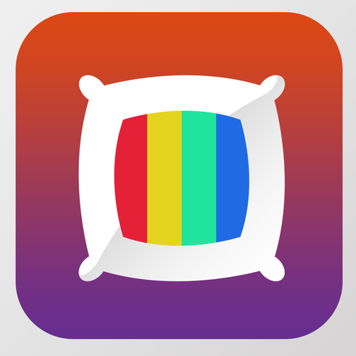 vibrant color Icon