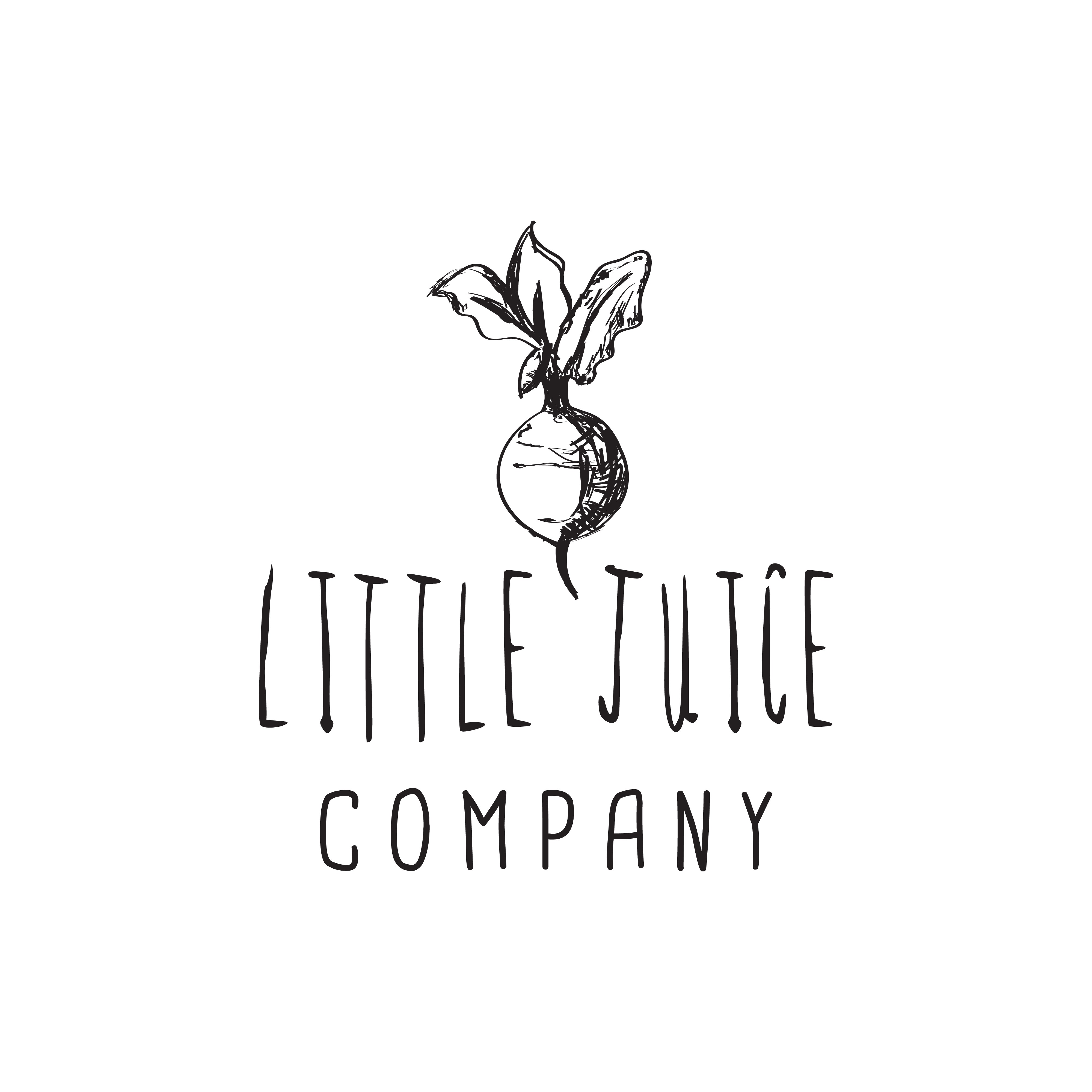 The juice is on the loose... for a fresh new company logo!