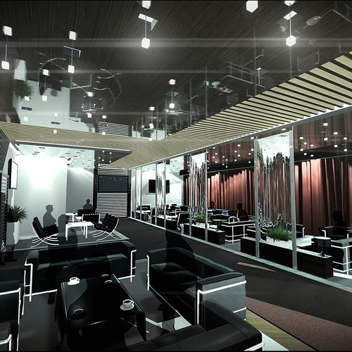 Casino Lounge design #2