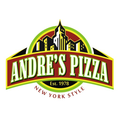 BEST New York PIZZA in LA~!!! But we need a NEW LOGO!!