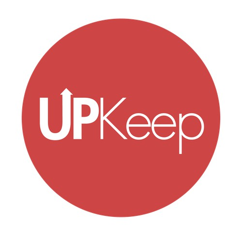 Logo for Upkeep that will revolutionize the home maintenance market!