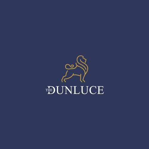 Bold logo concept for The Dunluce