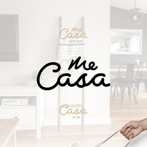 Design a logo for a new DTC furniture company MeCasa.com by MeUndies.com