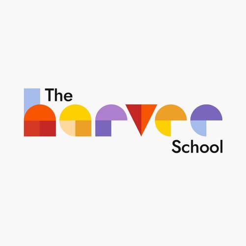 Logo design for an innovative school