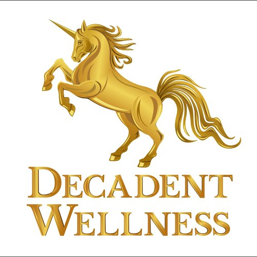 Decadent Wellness Healthy Indulgence Company in need of a stunning creative logo