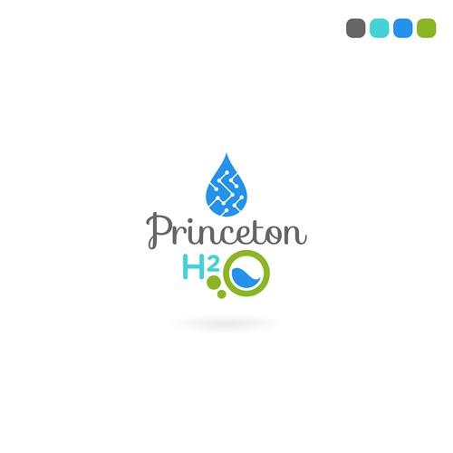 Logo for Princeton H2O